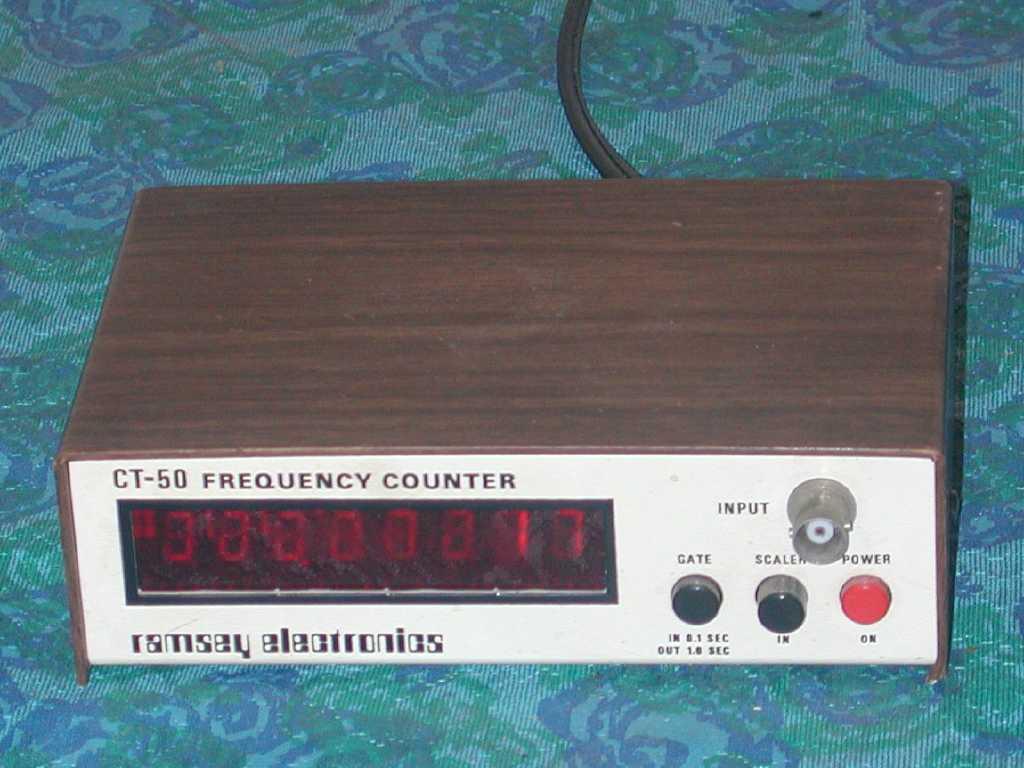 AC6C Amateur Radio Equipment Sale Page 1