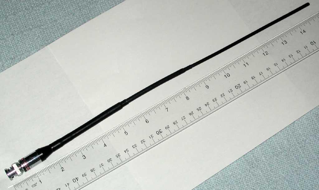 COMET -NCG SMA-5Antenna HT Dual Band 2m-70cm